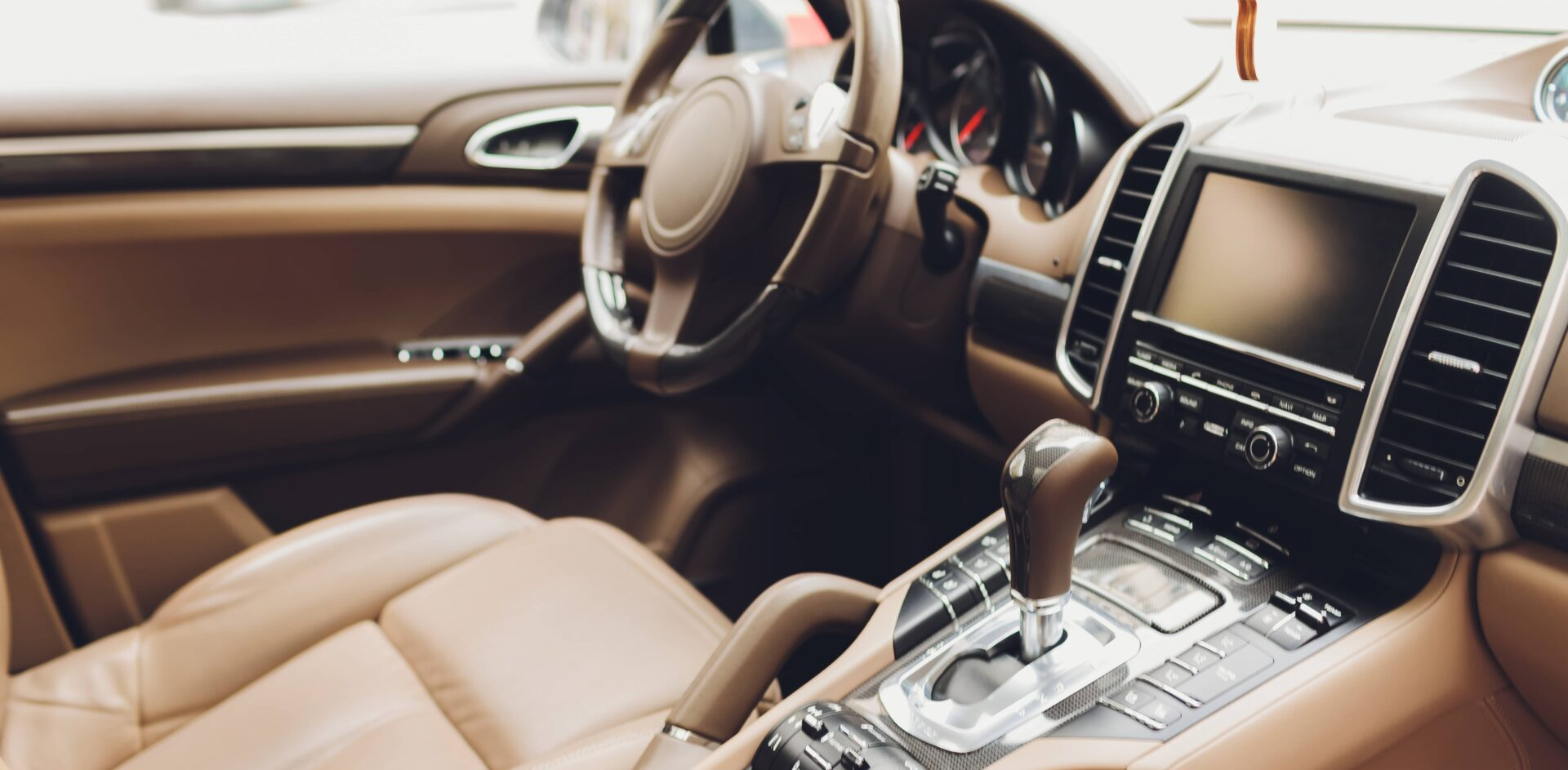 Automotive Car Interior Screen Printed