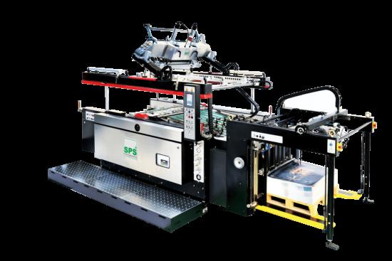 Cylinder Screen Printing Maschines SPS Vitessa SL